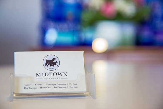Midtown business cards